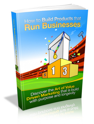 Product picture How to Build Products that Run Businesses -  MRR