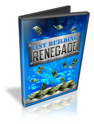 Product picture Listbuilding Renegade - Video Series - MRR