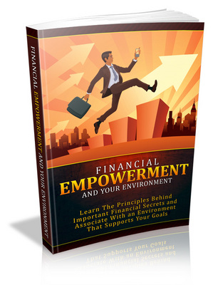Product picture Financial Empowerment and Your Environment - MRR