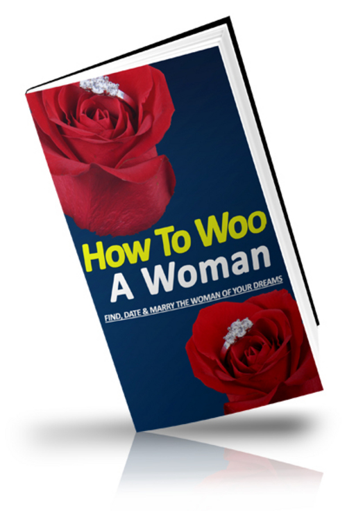 Product picture How To Woo A Woman - PLR