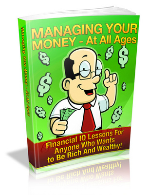 Product picture Managing Your Money For All Ages - MRR