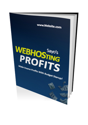Product picture Webhosting Profits - PLR