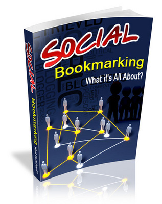 Product picture Social Bookmarking - Whats It All About - MRR
