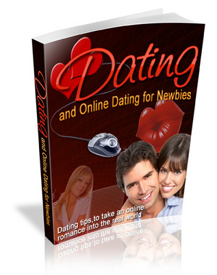 Product picture Online Dating For Newbies - MRR